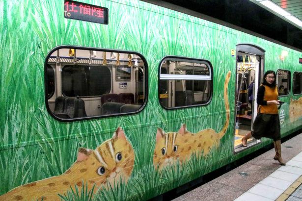 石虎列車(攝影/孔德廉)