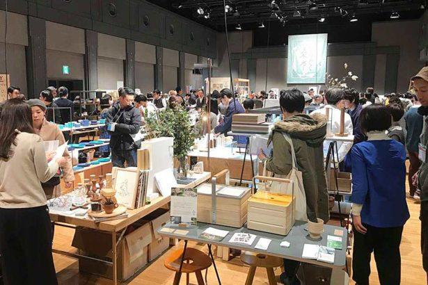 牽起製作者、傳達者、使用者三者之手的展覽│日本手手手見本市