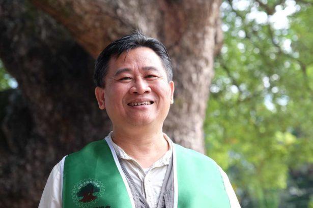 大樹何以活千年?果樹為何會生病?劉東啟「樹呆子」團隊將老樹智慧運用農業
