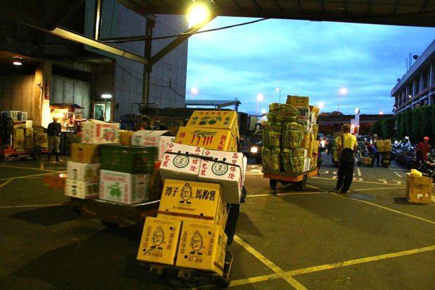 北農台北果菜市場休市太久,農會不滿情緒蔓延,農委會對北市府「無法接受」