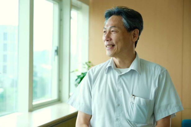防檢局長馮海東(攝影/蔡佳珊)