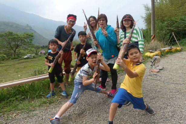 【公民寫手】一日桂竹全體驗 Taiwan Organic Bamboo Shoot Experience
