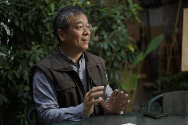 合樸農學市集的召集人-陳孟凱老師接受中台灣食通信團隊專訪。
