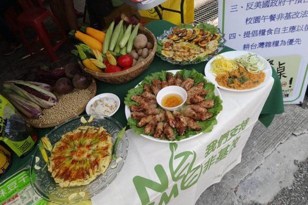 【公民寫手】從日常餐桌奪回食物自主權  台灣響應第六年全球反孟山都行動