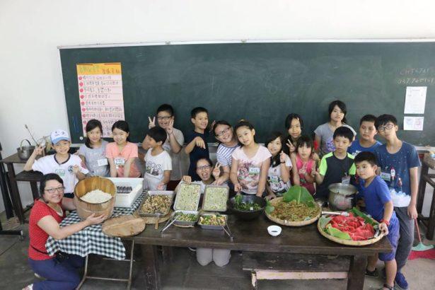 【公民寫手】動手做、親自煮,專屬孩子的食農學習營隊-夏日食農挑戰營
