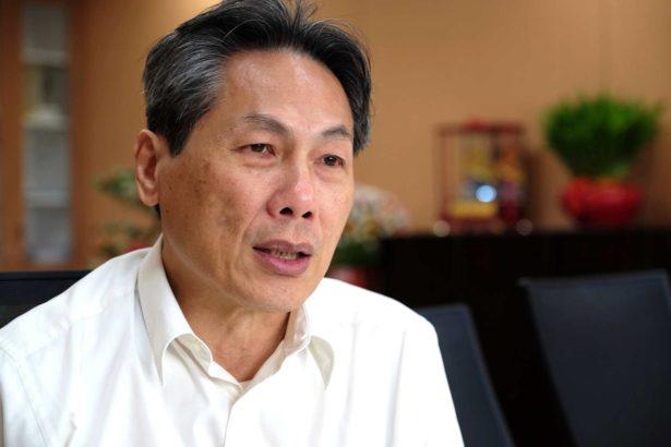 防檢局長馮海東(圖片來源/上下游資料照,攝影/蔡佳珊)