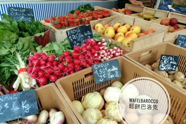 【公民寫手】從比利時到台灣,第一次上小農市集 我的夢幻菜市場