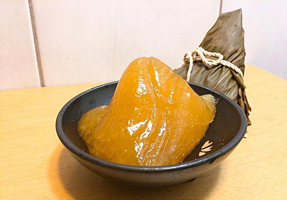 粽子大戰怎能獨漏這一味~傳統天然草木灰鹼粽| 上下游News&Market