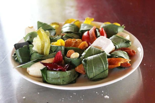 分手檳榔走自己的路~荖葉獨特辛香甜入菜,藥用植物具保健功效