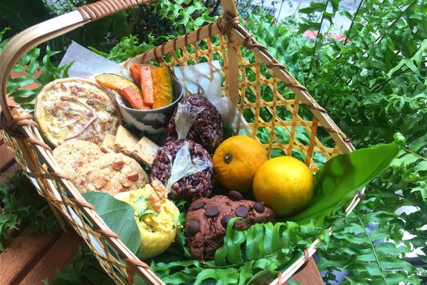 【公民寫手】︱禾你一起 日日好田︱ 冬日野餐會:綠色午茶市集