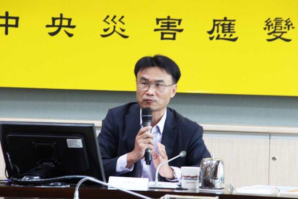 農委會代理主委陳吉仲(攝影/段雅馨)