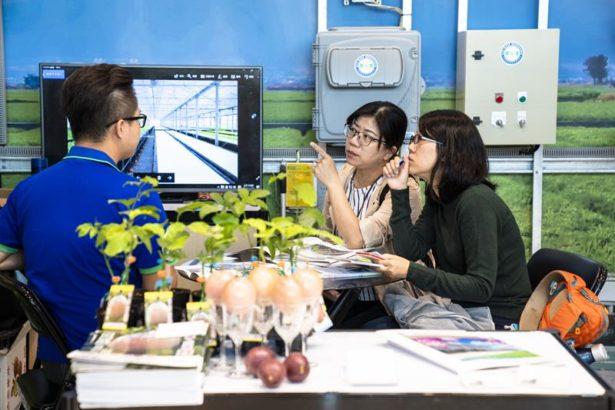 【公民寫手】2019年台灣智慧農業週:一個充分交流的平台,引領農產業邁向下一個世代