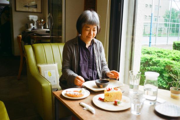 食器物語08|半農半X前的練習,半陶半料理的生活實踐|陶作家兼知鳥咖啡主人 蔡麗鈴