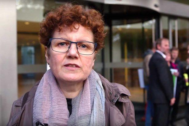 德國綠黨歐洲議員Maria Heubuch(圖片來源/德國綠黨影片)