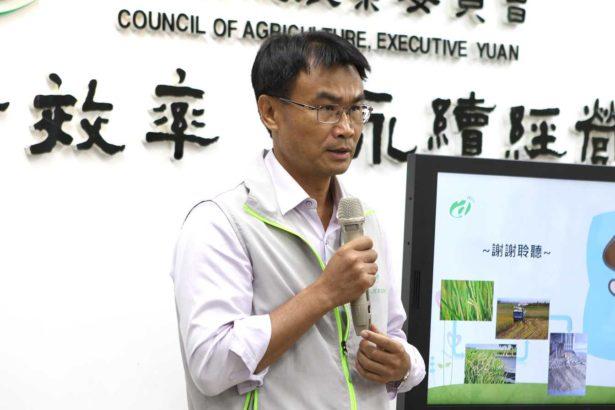 農委會主委陳吉仲(上下游資料照)