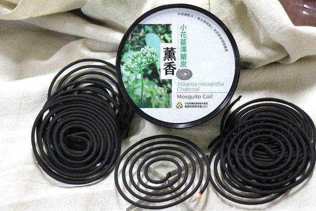 新研發的小花薰香(圖片提供/林務局)