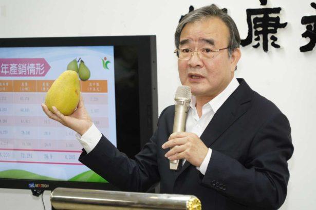 農糧署長 胡忠一(照片來源_農委會)