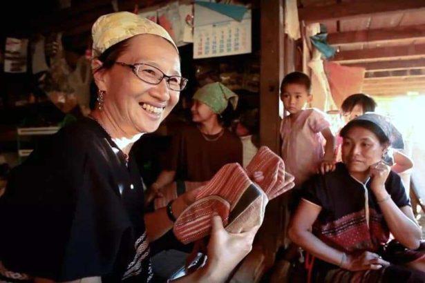 在泰緬邊境的台灣海外救援工作,林良恕資歷超過三十年,為台灣與邊境的友誼打下深刻的基礎。Glocal Action提供、葉蔭龍攝影