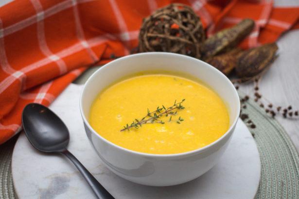 南瓜營養價值高,果肉到南瓜籽全部可食,農夫、餐廳分享全料理食譜