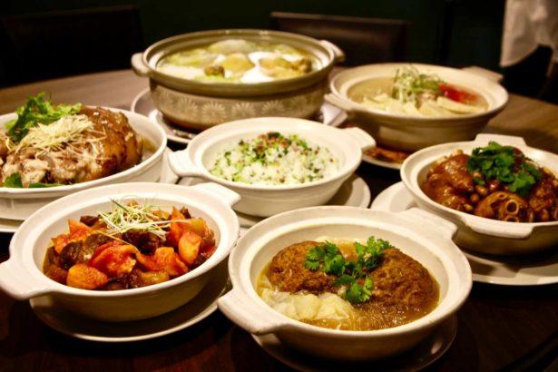 東雅小廚推出綠色年菜,以低溫減醣料理方式烹調(攝影_林怡均)