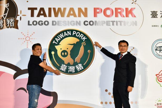 臺灣豬識別標章上路不久,爭議四起(照片來源/中央畜產會)