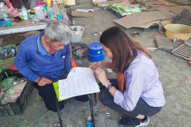 【公民寫手】麥寮鄉-80產銷班的健康蔬果樂園-林清俊大哥