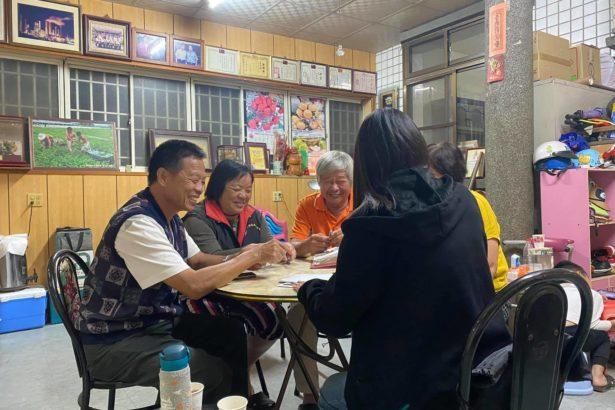 【公民寫手】少點慾望、多點幸福的褒忠鄉-中民社區尋寶趣