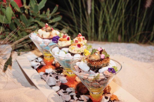 彰化國宴:記憶中的海味與鹹味,由溫德德式烘焙餐館廚師郭澄益製作(攝影/林怡均)