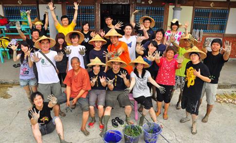 青年援農(1):土溝的農村運動