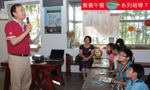 專訪吳忠泰 剖析校園營養午餐弊案
