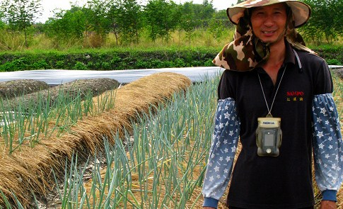 江漢錡:快樂農夫和他的有機農場