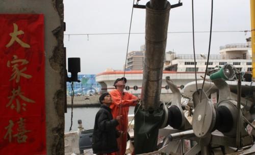 澎湖阿嬤說故事:北風起,「醃鮭」魚