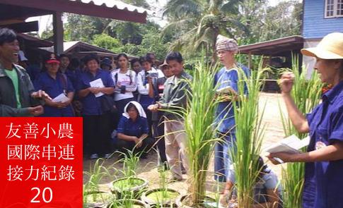 米之神,農業見學之旅:實地參訪之2