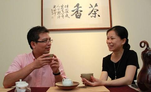 茶農小夫妻的有機歷險記