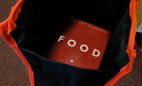 食物可以怎樣寫?