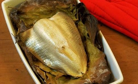 快消失的台南古早味:茄苳蒜頭虱目魚