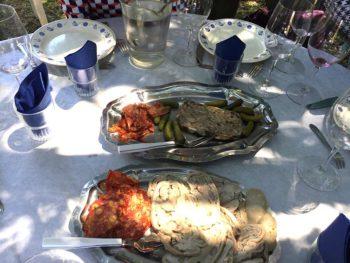 食物含藏溫度,不同火候常可烘烤出不同的記憶顏色。攝影/古碧玲