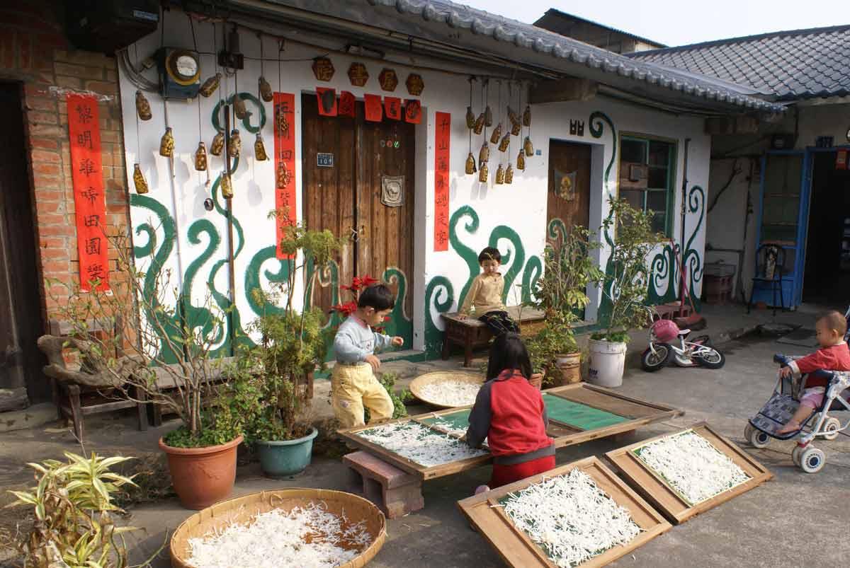客家農民順應節慶節氣做不同的粄,像是動用各種形式表達他們對米食從一而終的摰愛。攝影/古碧玲