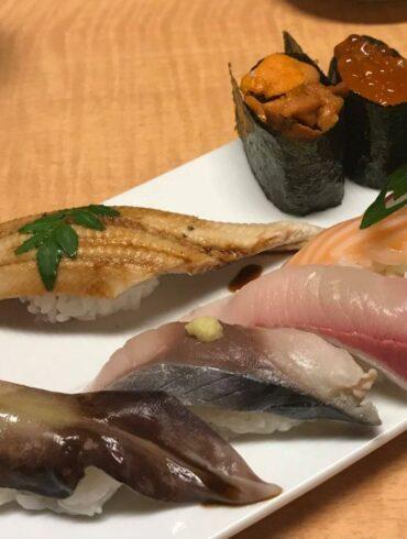 日本人吃魚,始終以做成刺身生魚片為一級棒。(攝影/古碧玲)