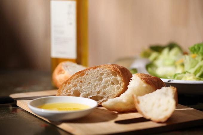 亞麻仁油與麵包的絕妙搭配