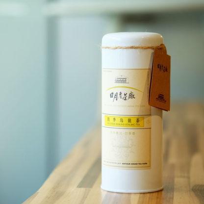 四季烏龍茶187.5g_茶罐