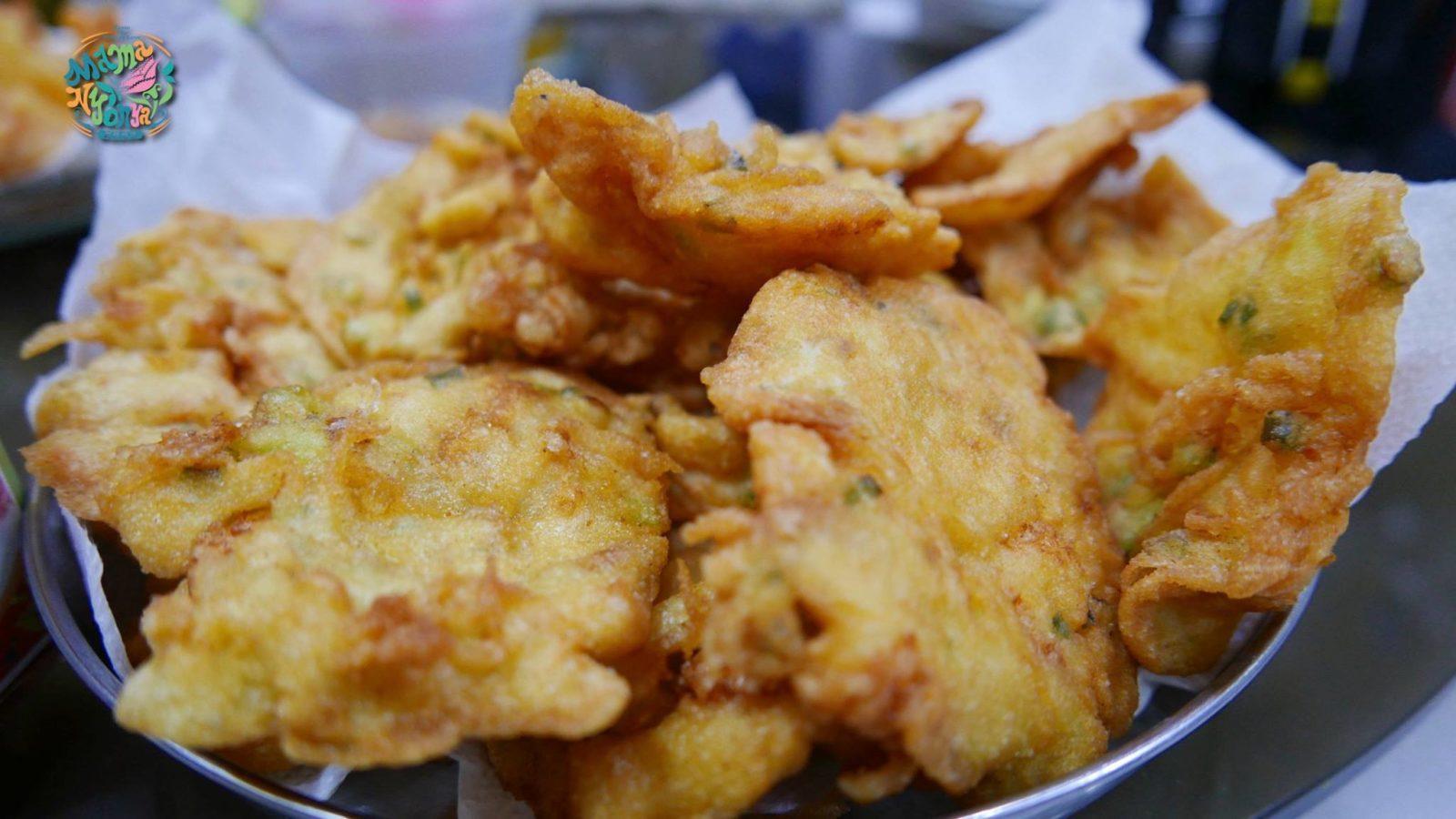 檳城的炸蝦餅,並附上蝦餅的做法給大家參考。
