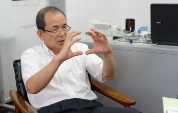 福岡製粉俱樂部專務重松辰裕是拉麥的重要推手